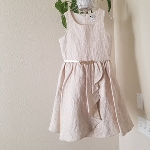 Other - Macys beautiful lil girls dress size 12